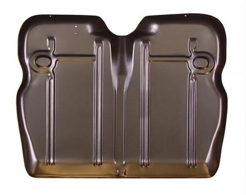 Nova Trunk Floor Pan, 1968-1972