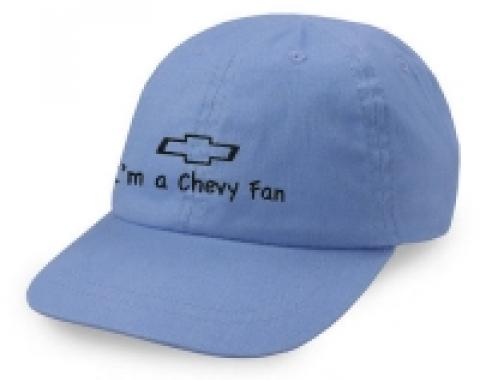 I'm a Chevy Fan Toddler Hat, For Babies 6 Months - 2 Years Old