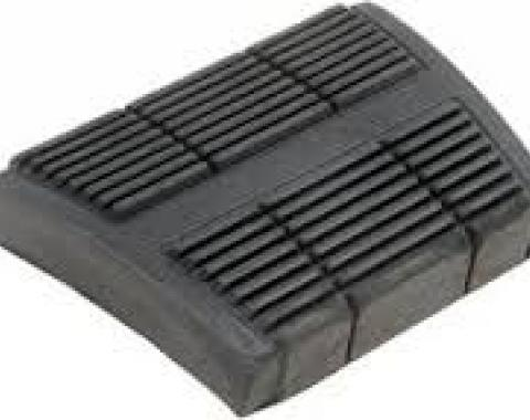 Brake Or Clutch Pedal Pad, For Cars With Manual Transmission, 1962-2011