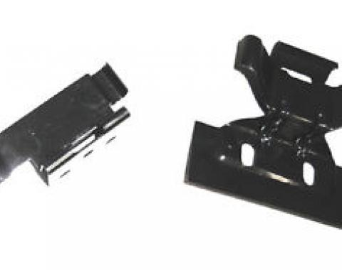 Nova Big Block Heater Core Brackets, 1968-1972