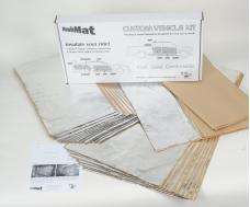 HushMat Pontiac Grand Prix 1982-1987   Sound and Thermal Insulation Kit 62482