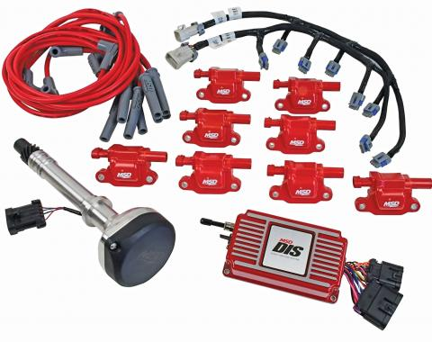 MSD Direct Ignition System [DIS] Kit 60151
