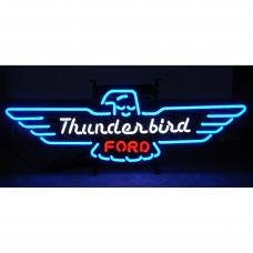 Neonetics Standard Size Neon Signs, Ford Thunderbird Neon Sign