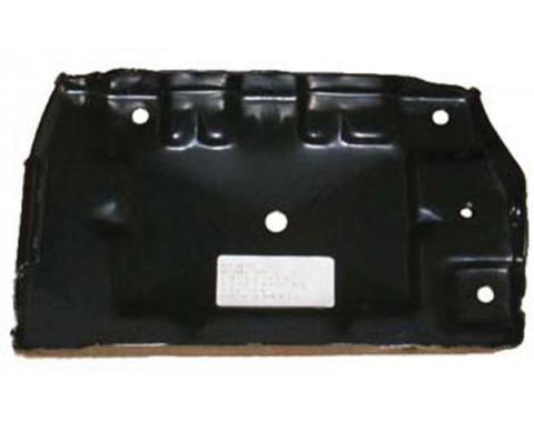 Nova Battery Tray W/O Mounting Bracket, 1962-1967