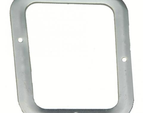 Classic Headquarters Manual Shift Boot Retainer, with Console W-256