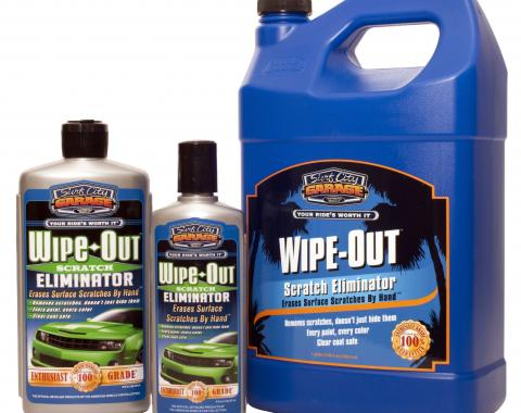 Wipe Out™ Scratch Remover, Surf City Garage