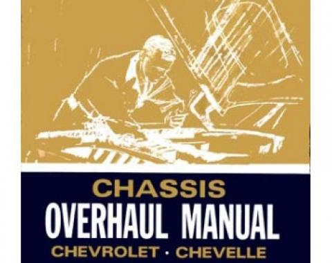 Chevrolet Chassis Overhaul Manual, 1967