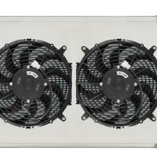 Cold Case Radiators 68-79 Nova Big Block Dual 12 Inch Fans Automatic Trans CHN548ASK