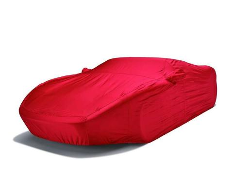 Fleeced Satin Indoor Custom Fit Vehicle Cover