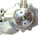 Proform Engine Water Pump, Mechanical Short Style, High Flow Model, Polished, SB Chevy 68244