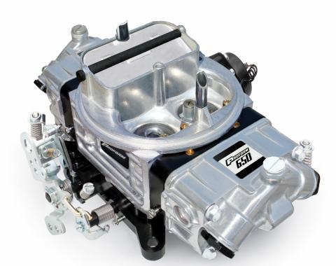 Proform Engine Carburetor, Street Series Model, 650 CFM, Mechanical Secondaries Type 67212