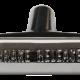Key Parts '67-'91 Chrome E-Brake Release Handle 0849-336