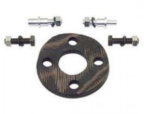 Steering Shaft Coupler Repair Kit, 1960-1991