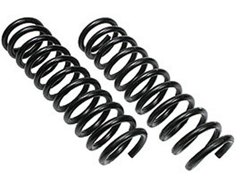 Nova Coil Springs, Small Block, Heavy Duty, Front, 1-1/2 Lowering, 1962-1967