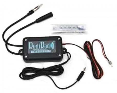 Chevy II-Nova Radio Adapter,AM,iPod/Satellite/CD/Cassette
