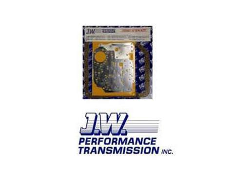 Nova TH350 Street Action Transmission Shift Improver Kit, JW Performance, 1969-1979