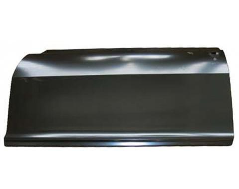 Nova Outer Door Skin, Left Side, 2 Door Coupe, Hardtop & Convertible, 1962-1965