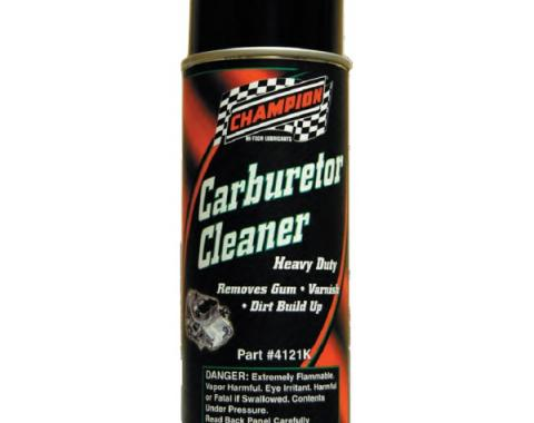 Champion Heavy Duty Carburetor Cleaner