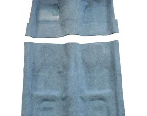 ACC Nova Carpet, 2-Door 4-Speed, Cut-Pile, 1974-1979