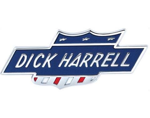 Nova Dick Harrell, Emblem, 1962-1979