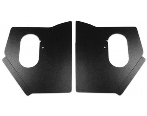 Nova Chevy II Coupe Front Kick Panels, 1962-1964