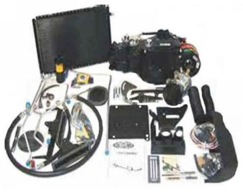 Nova And Chevy II Air Conditioning Kit, LS Engine Conversion, For Cars With Factory Air Conditioning, 1969-1972