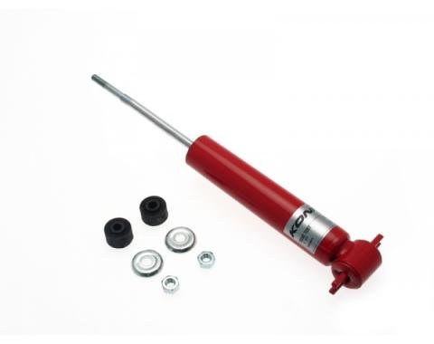 Chevy II Or Nova Koni Special D, Red Shock, Front, 1975-1979
