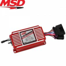GM LS Ignition Control, 24X & 58X Tooth Crank, 97-13 | MSD 60143 & 6014