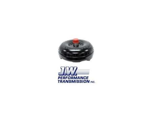 Nova Powerglide Stall Converter, 2000-2200 Stall, JW Performance, 1967-1981