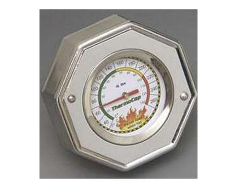 Nova Radiator Cap, With Temperature Indicator Gauge, 16Lb, 1962-1979