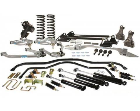 Chevy Suspension Kit, Complete Performance Package, 1962-1967