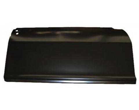 Nova Outer Door Skin, Right Side, 2 Door Coupe, Hardtop & Convertible, 1962-1965