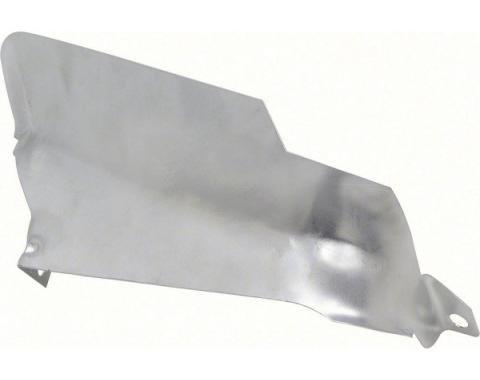 Nova Heater Shield, Starter Solenoid, Big Block, 1967-1972