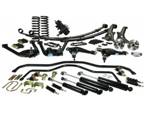 Chevy Suspension Kit, Complete Performance Package, 1968-1974