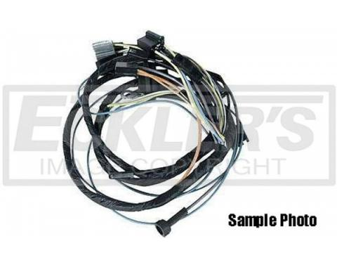 Nova Air Conditioning Wiring Harness, 4 & 6 Cylinder, 1963