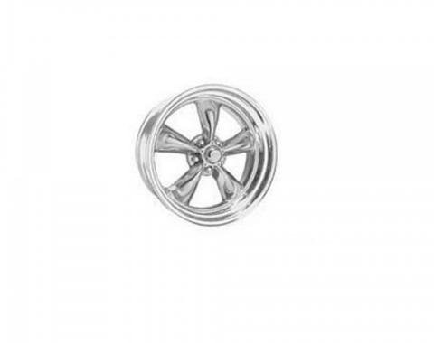 Chevy American Racing Torq Thrust II Wheel, Polished Aluminum, 15X4
