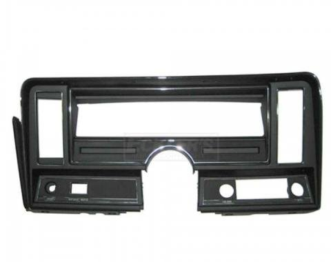 Nova Dash Instrument Panel Carrier, For Cars With Air Conditioning And Without Seat Belt Warning Light