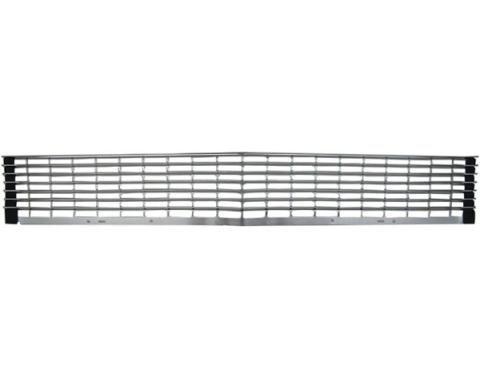 Nova Grille, Front, Standard Model, 1970-1972