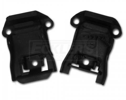 Nova And Chevy II Mity Mount Engine Mount, 327CI With Manual Steering, Short Style, 1967-1968