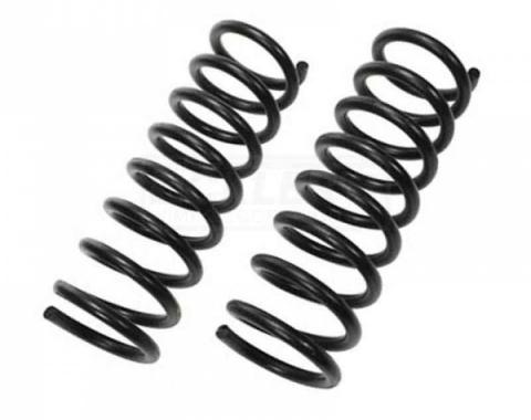 Nova Coil Springs, Small Block, Front, Standard Height, 1962-1967
