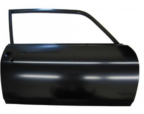 Nova Door Shell, Right Hand Side, W/ Window Frame, 2 Door Sedan, 1968-1972