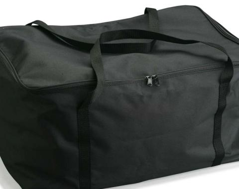 Zippered Storage Tote Bag, Large