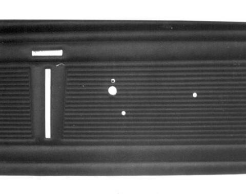 PUI 1969-1970 Chevrolet Nova Preassembled Standard Front Door Panels 69NOPD
