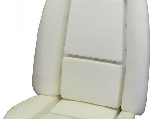 PUI Standard Bucket Seat Foam BUN7181FU