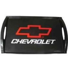 Chevy Serving Tray, Bow Tie Logo