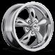 REV Wheels CLASSIC 20X8 Chrome Wheel 100C-2807300