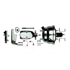 """Right Stuff Upper Assembly with Chrome Booster, 1"""" Bore, Valve and Brackets J81315672"""