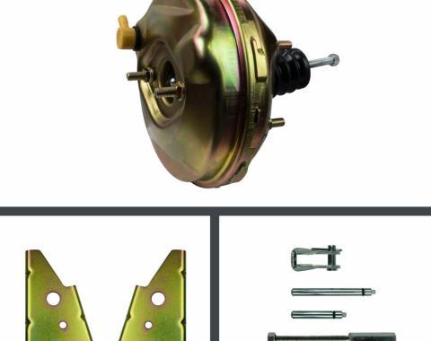 Right Stuff 9 Delco Style Booster w/o Stamp; w/ Bracket RPB9121