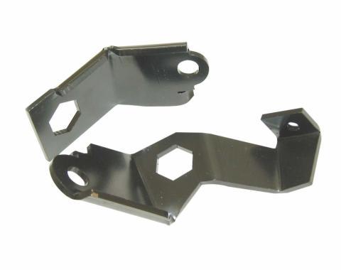 Right Stuff 69 Camaro; 69-74 Nova; Frame Mount; W/ Line Calmp Grommets - Front Hose Brackets; 5 Pcs. RSBK69