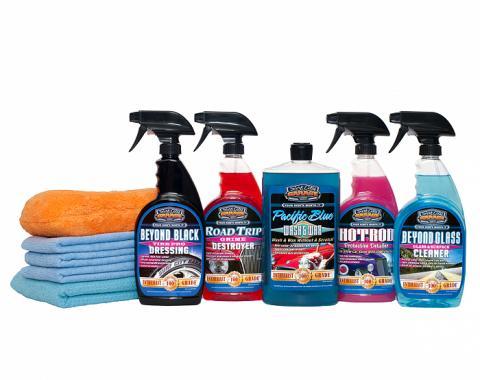 The Weekender Wash & Wax Kit, Surf City Garage